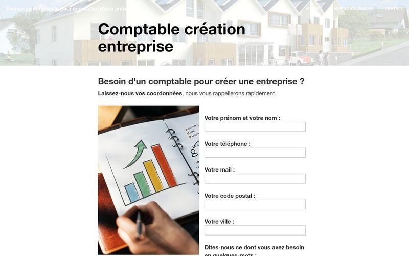 Trouver un comptable pour la création de votre entreprise